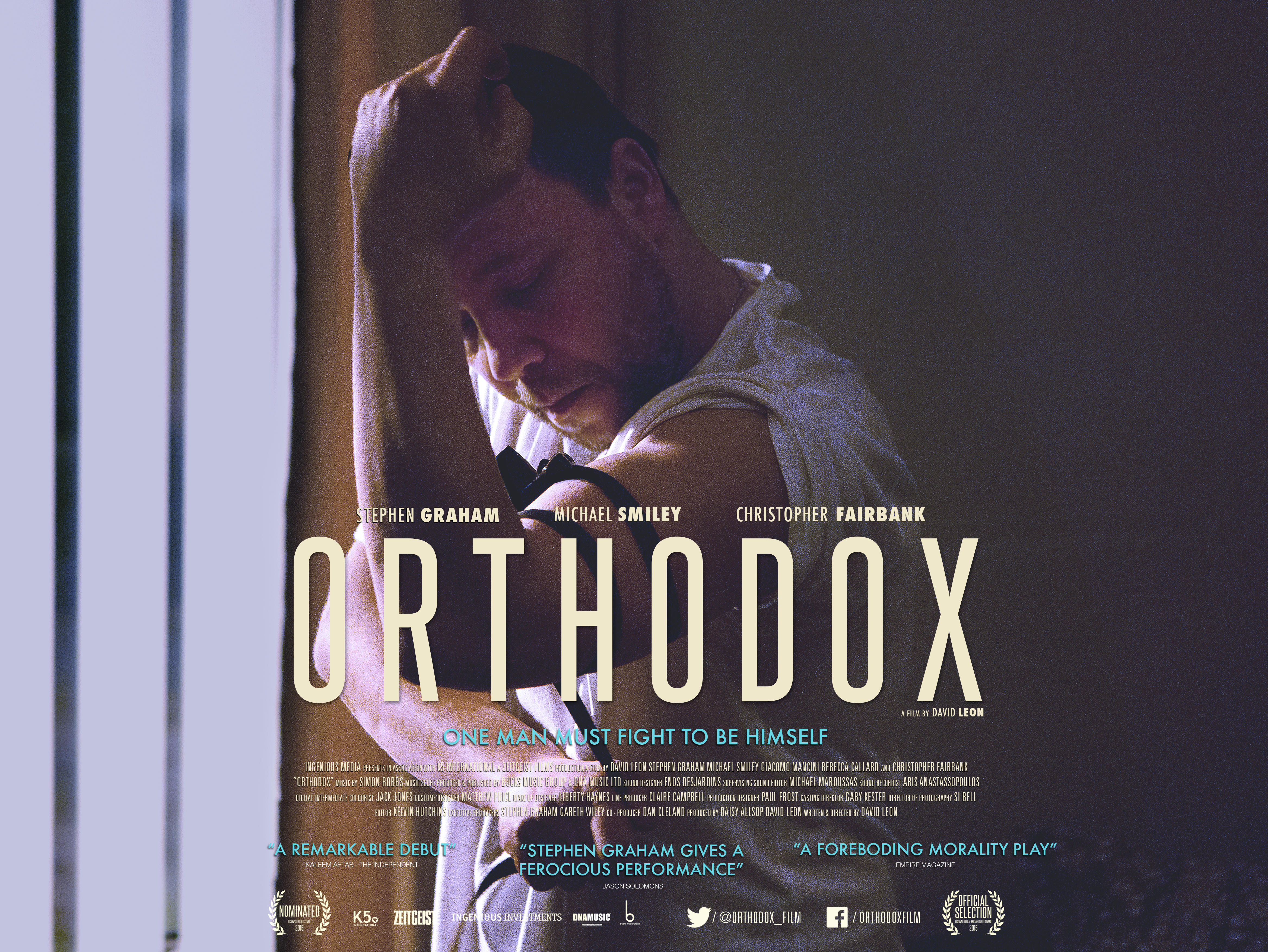 Stephen Graham in Orthodox (2015)