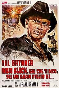 Indio Black, sai che ti dico: Sei un gran figlio di... (1970) Poster - Movie Forum, Cast, Reviews