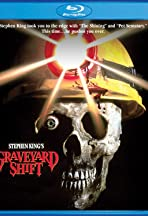 Working the Night Shift - Ralph Singleton on Graveyard Shift