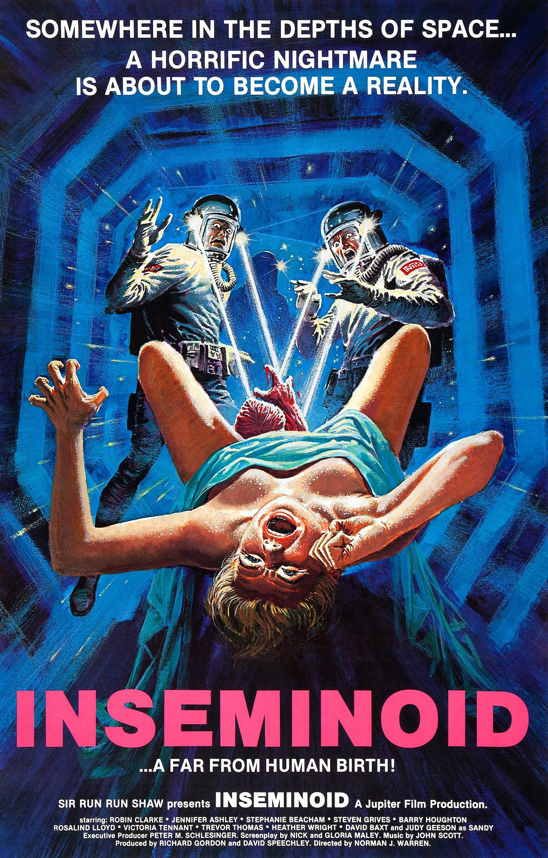 Inseminoid (1981) - IMDb