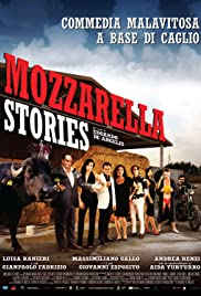 Mozzarella Stories Poster