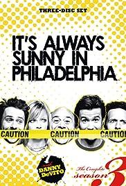 It's Always Sunny in Philadelphia Season 3: Meet the McPoyles Poster
