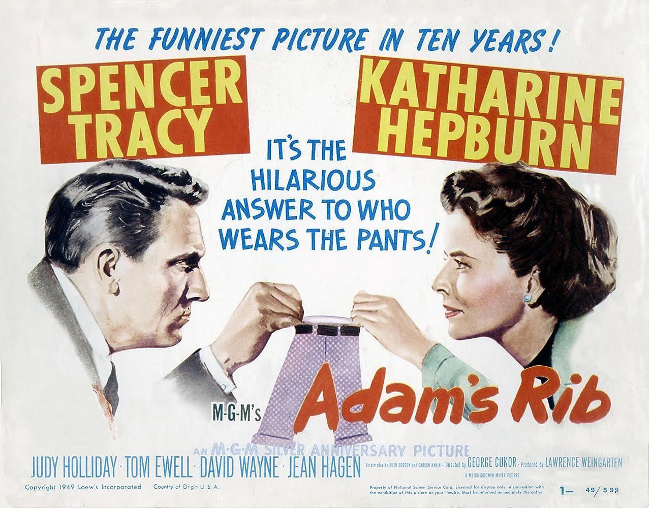 Image result for Adam's Rib