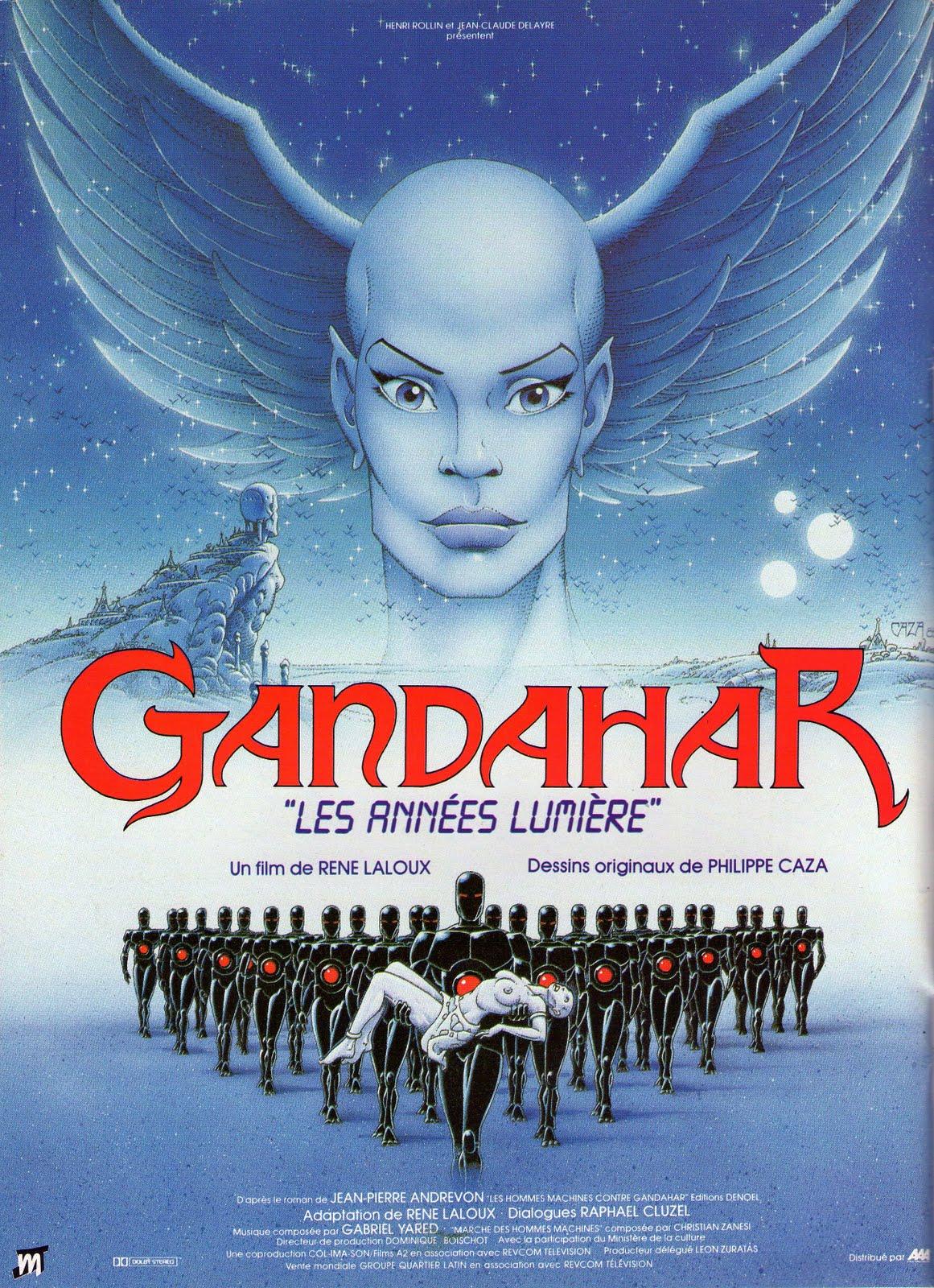 Gandahar 1987 Imdb