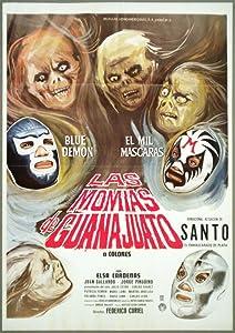 Movies torrents free download Las momias de Guanajuato Mexico [720x576]
