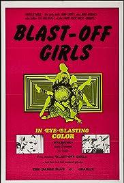 Blast-Off Girls Poster