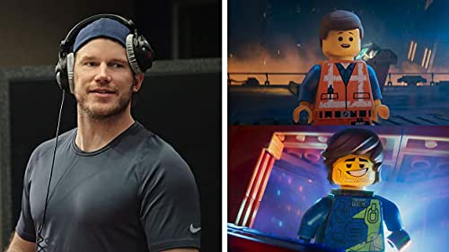 How Chris Pratt Turns Into Emmet Brickowski