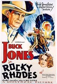 Buck Jones and Sheila Terry in Rocky Rhodes (1934)