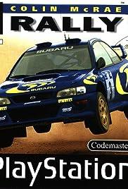 Colin McRae Rally Poster