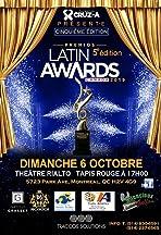 5th Canada Latin Awards
