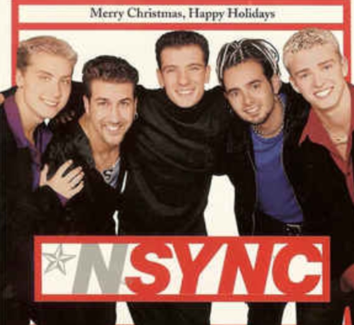 Nsync Merry Christmas.Nsync Merry Christmas Happy Holidays Video 1998 Photo