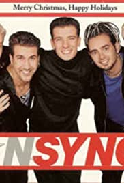 nsync merry christmas happy holidays poster - Merry Christmas Happy Holidays Nsync