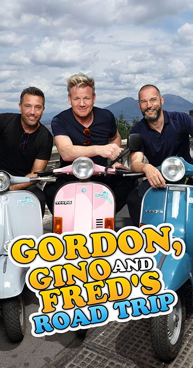 Download Gordon, Gino & Fred's Road Trip or watch streaming online complete episodes of  Season 1 in HD 720p 1080p using torrent