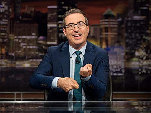 Last Week Tonight with John Oliver - HBO Go