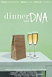 Dinner and DNA Poster