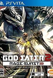 God Eater 2: Rage Burst Poster