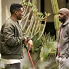 Alimi Ballard and Chibuikem Uche in One of Us Is Cracking (2021)