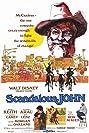 Scandalous John (1971) Poster