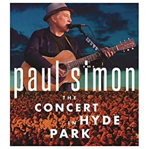 Paul Simon the Concert in Hyde Park