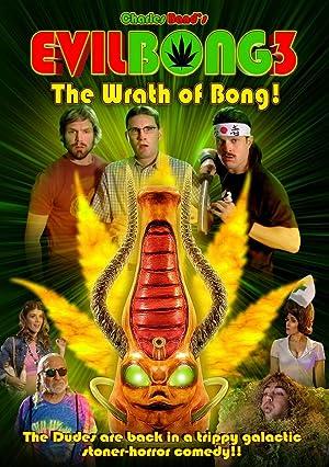 Where to stream Evil Bong 3: The Wrath of Bong