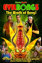 Evil Bong 3: The Wrath of Bong Poster