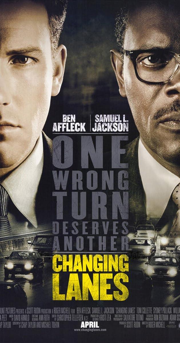 Subtitle of Changing Lanes