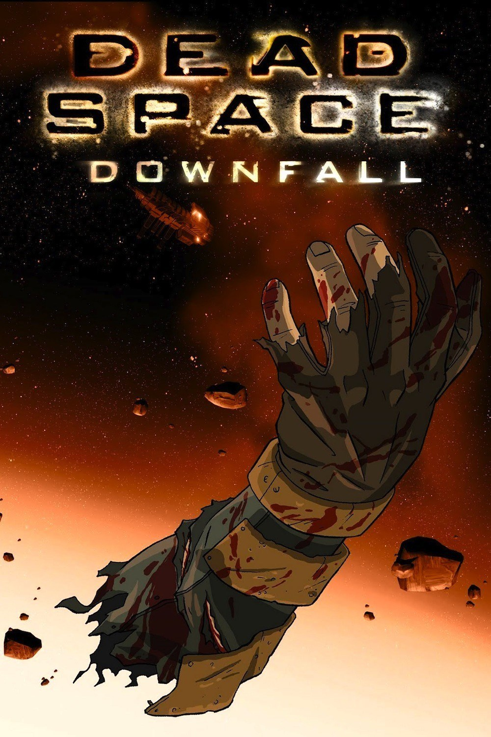 Dead Space Downfall Video 2008 Imdb