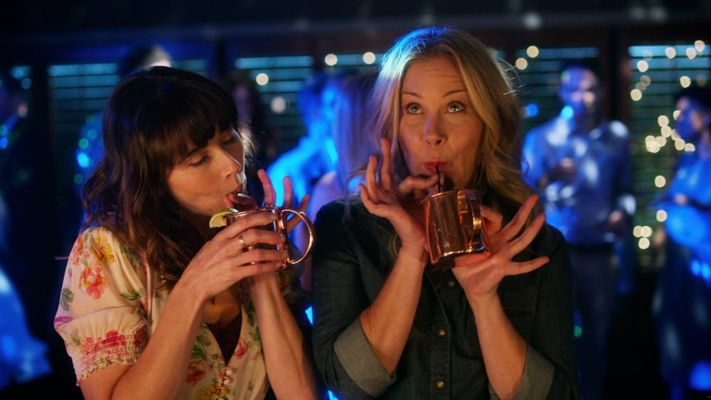 Christina Applegate and Linda Cardellini in Between You and Me (2020)