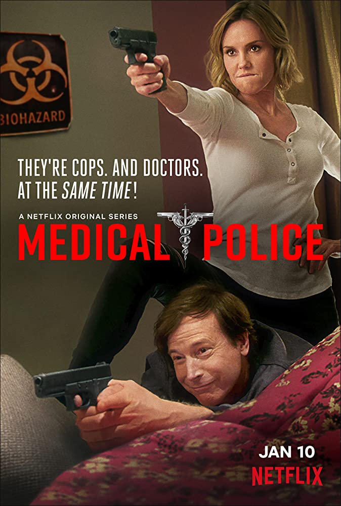 Medical Police S1 (2020) Subtitle Indonesia