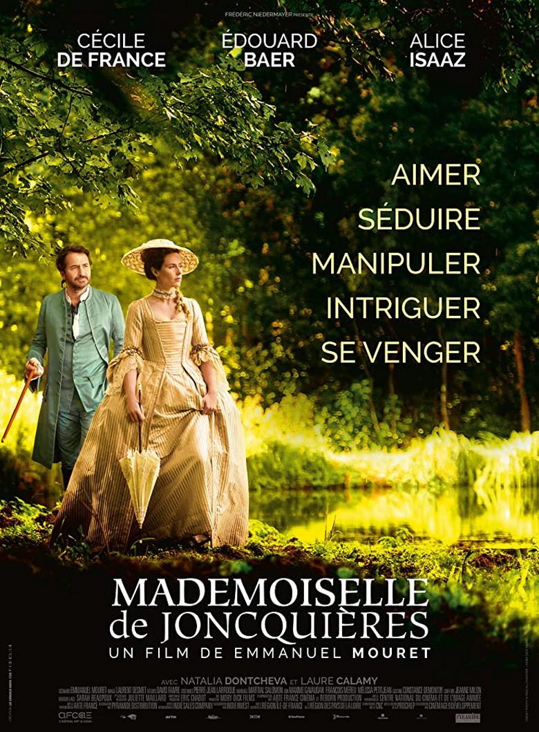 Mademoiselle de Joncquières (2018)