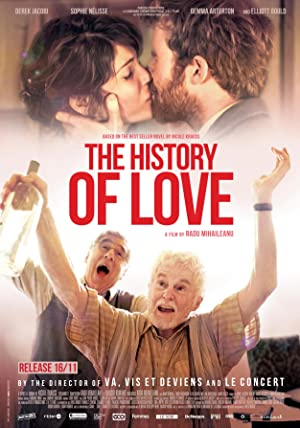 Permalink to Movie The History of Love (2016)