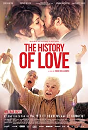 The History of Love Poster
