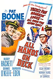 All Hands on Deck Poster