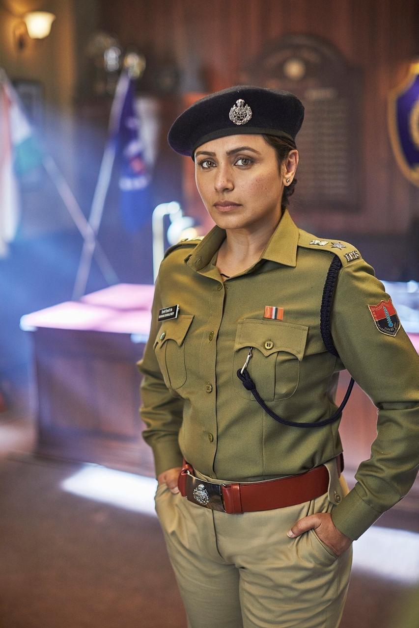 Rani Mukerji in Mardaani 2 (2019)