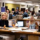 Nicole Kidman, Margot Robbie, and D'Arcy Carden in Bombshell (2019)