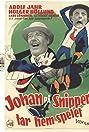 Johan på Snippen tar hem spelet (1957) Poster