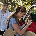 Connie Nielsen, Lars Mikkelsen, and Simon Larsen in Kidnappet (2010)