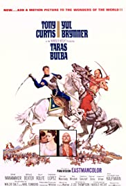 Taras Bulba (1962) Poster - Movie Forum, Cast, Reviews
