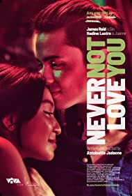James Reid and Nadine Lustre in Never Not Love You (2018)