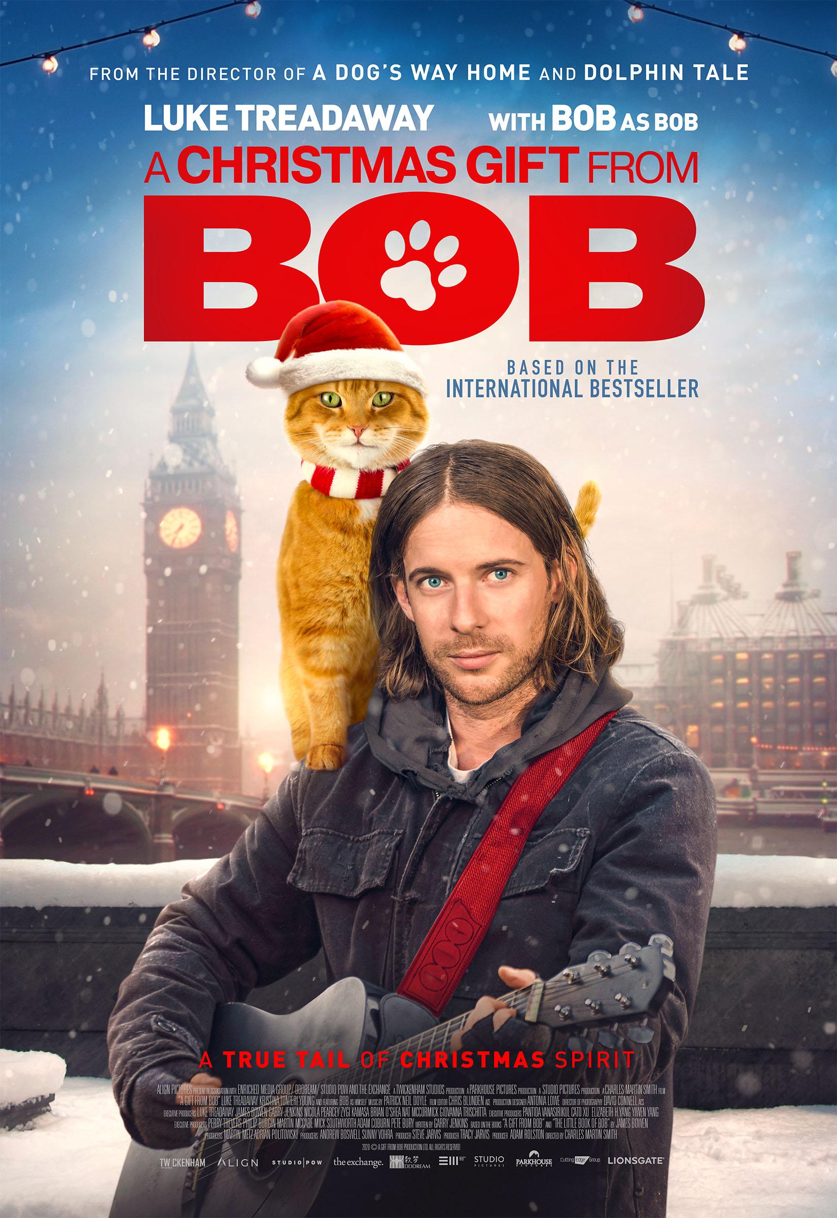 A Christmas Gift from Bob (2020) - IMDb