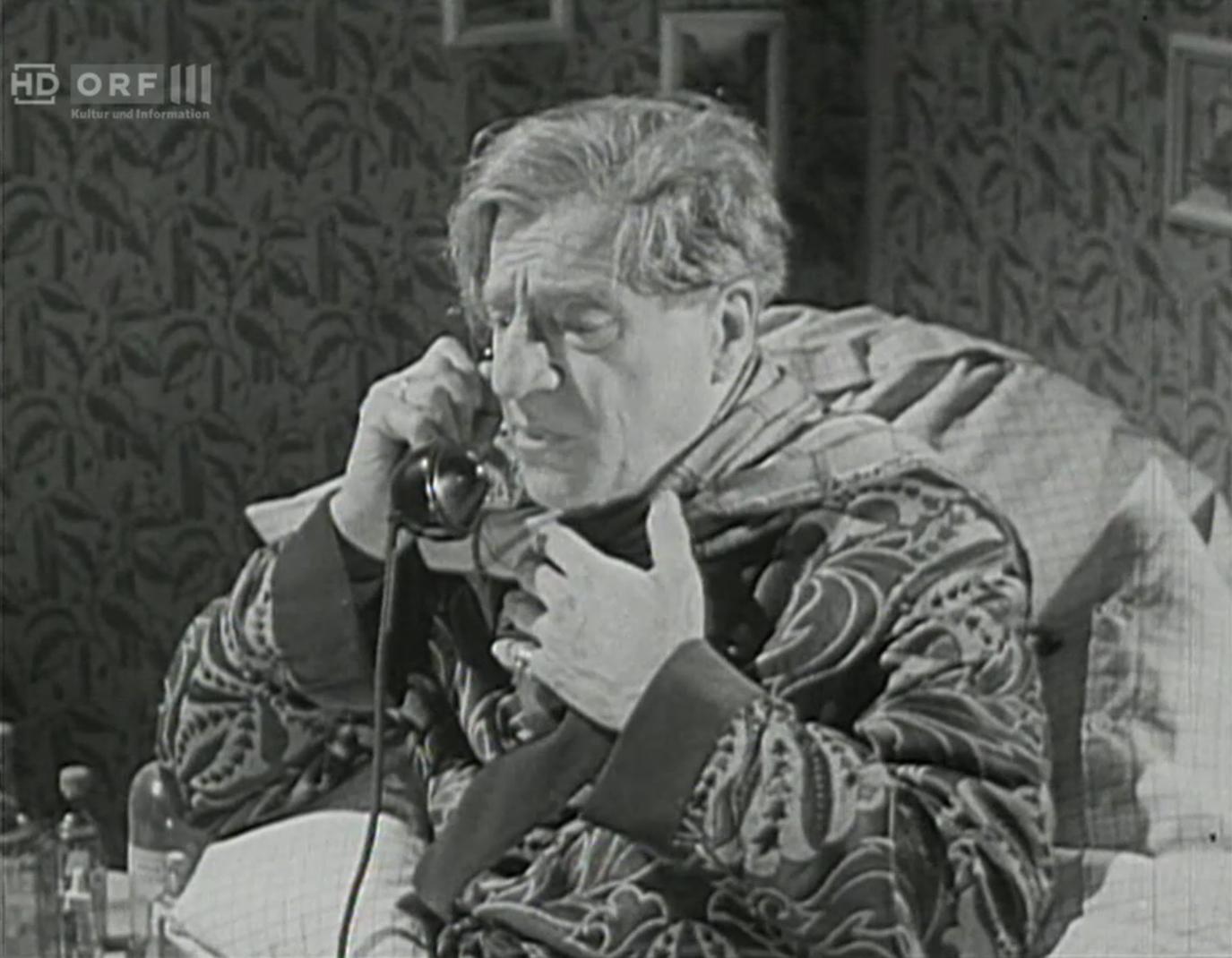 Karl Farkas in Bilanz des Jahres (1957)