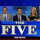 Juan Williams, Kimberly Guilfoyle, Jesse Watters, Greg Gutfeld, and Dana Perino in The Five (2011)