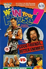 WWF in Your House 7 Poster