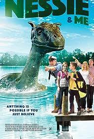 Michael Paré, Toni Hudson, John Henry Richardson, Jolie Ledford, and Walker Mintz in Nessie & Me (2016)