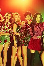 Girls' Generation: All Night - Documentary Version Poster