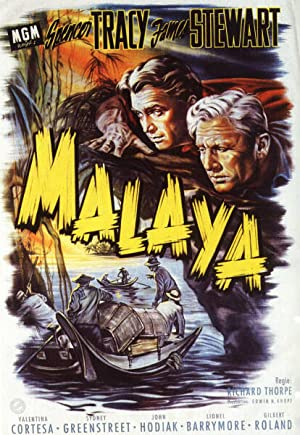 Richard Thorpe Malaya Movie