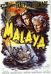 Watch tv movies live Malaya by Richard Thorpe [x265]