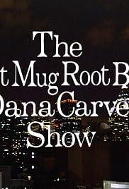 The Diet Mug Root Beer Dana Carvey Show Poster