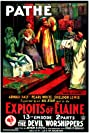 The Exploits of Elaine (1914) Poster