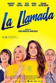 Gracia Olayo, Anna Castillo, Belén Cuesta, and Macarena García in La llamada (2017)